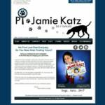 To see entire website go to www.jamiekatzpetdetective.com
